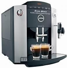 jura impressa f50 revidiert kdk kaffeevollautomaten