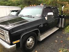 1985 Chevrolet Crew Cab Ramp Truck For Sale