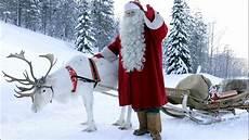 le père noel babbo natale ultime notizie per i bambini sulle renne in
