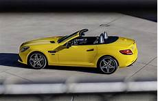 the 2020 mercedes slc edition