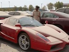 A Rich Guy Abandons His Ferrari Enzo Worth $16 Million In