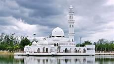 Pelancongan Terengganu Masjid Tengku Tengah Zaharah