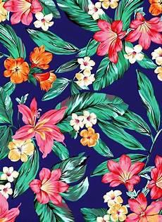 Tropical Flower Wallpaper Hd by Dan Hallett S Fashion Textiles Pattern Flower