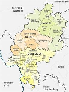 Berg Rheinland Pfalz - file hesse administrative divisions de colored svg