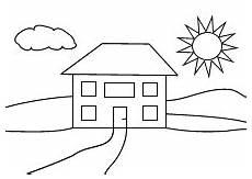 Malvorlagen Kinder 4 Jahre Haus Ausmalbilder F 252 R Kleinkinder Ausmalen Vorschule Und