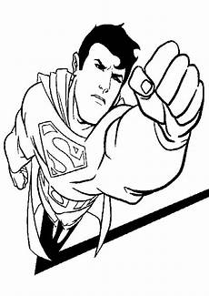 Malvorlagen Superman Drucken Superman 8 Malvorlagen Ausmalbilder