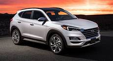 2019 hyundai tucson gets a makeover and drops turbo in favor of more powerful 2 4l carscoops