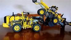 lego technic volvo loader 42030 lifting loader 8265