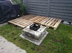 Kleine Terrasse Mit Paletten Erstellen Skala4u