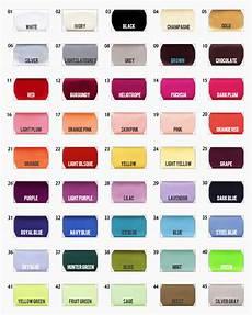 veil size color chart mera bridal boutique blog
