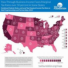 pass through businesses can face marginal tax rates over