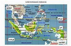 Letak Astronomis Geografis Geologis Indonesia Mmr Muga