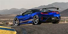 acura nsx dream project revealed for sema photos 1 of 14