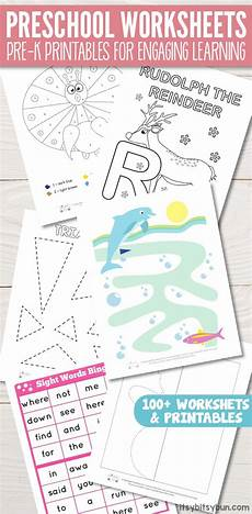 preschool worksheets pre k printables for engaging learning itsybitsyfun com