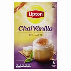 Chai Latte Pulver - buy lipton tea mix chai latte vanilla box 8pk at