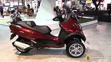 2017 piaggio mp3 business 300 scooter walkaround 2016