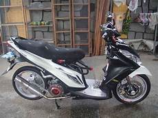 Modifikasi Skydrive by Hasil Modifikasi Motor Suzuki Skydrive Terbaru