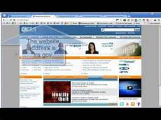 how to find previous years irs forms the irs website youtube
