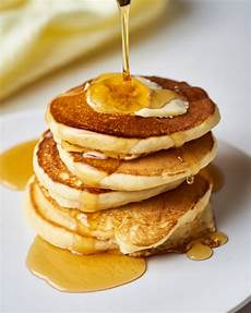 easy homemade pancakes recipe kitchn