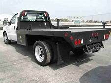 Buy Used 2006 FORD F350 TURBO DIESEL AUTOMATIC 2WD FLATBED
