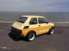 Fiat 126 Abarth Lookalike Car For Sale