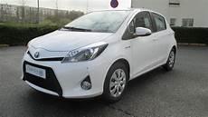 hybride toyota occasion voiture occasion toyota yaris hybride labellis 233 e 224 vendre