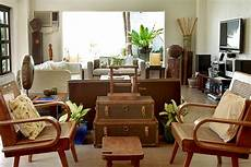 Home Decor Ideas Decorations 2019 Philippines by A Inspired Duplex With Antiques And Wooden Pieces
