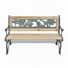 petit banc exterieur bancs d exterieur banc de jardin pour enfant en fonte
