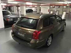 Toyota Avensis T25 Kombi T 252 V Neu Wenig Km Tolle Angebote