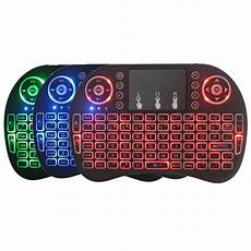 Russian Wireless Three Color Backlit 4ghz by Aliexpress Buy Mini Wireless Keyboard 3 Color