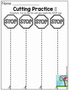 53 best pre k cutting tracing worksheets images pinterest fine motor skills tracing