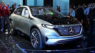 2019 Mercedes EQ Electric Crossover Specs Release Date