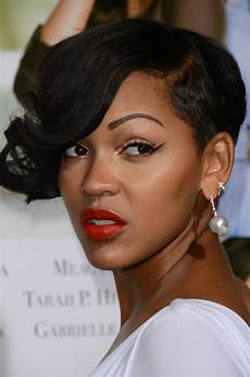 Meagan Hairstyles meagan s 13 best hair moments page 6 madamenoire