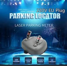 220v doppel laser auto garage einparkhilfe sensor decke
