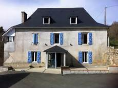 renovation facade maison ancienne r 233 novation de fa 231 ade d une ancienne ferme 224 nay raval