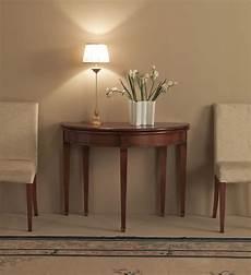 console arredamento consolle allungabile in legno massello made in italy