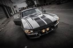Mustang Fastback GT500  Fast Fords Muscle Cars