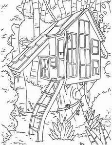 malvorlagen house baumhaus malvorlagen malvorlagen1001 de