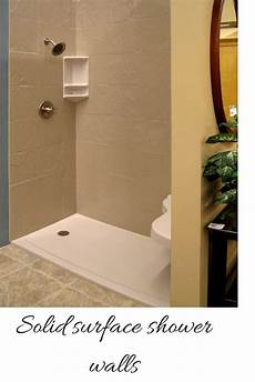 corian walls how to compare grout free shower and tub wall panels