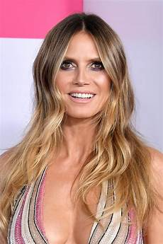Heidi Klum Haare - heidi klum hair and makeup at the 2017 american