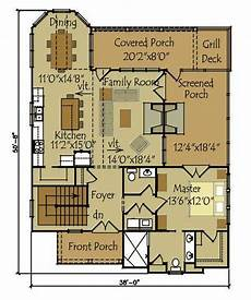 bungalow house plans with walkout basement small cottage plan with walkout basement in 2020 small