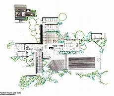 kaufmann desert house plan kaufmann desert house richard neutra 1946 the home