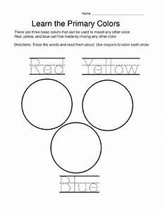 primary colors printable worksheets 12993 primary color worksheet by the arts teachers pay teachers