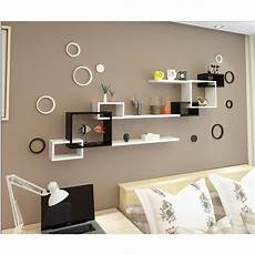 etagere murale salon cloison murale 233 tag 232 re murale salon tv fond cr 233 atif