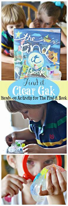 11 hands on activity ideas for early childhood special the find it book and hands on activity for kids kids