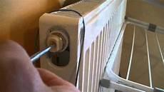 comment purger un radiateur m 233 thode facile pour purger