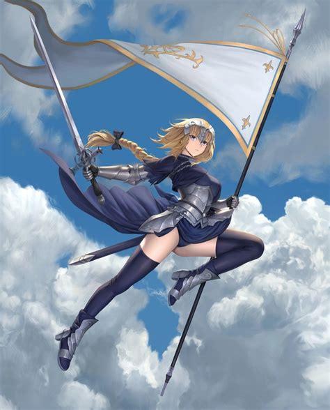 Jeanne D Arc Fate Ecchi