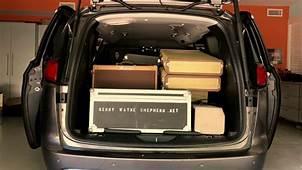 Pacifica Minivan Interior Dimensions  Brokeasshomecom