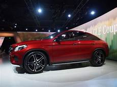 New Mercedes Gle 450 Amg Coupe Lands In Detroit With