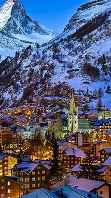 Winter Wallpaper Switzerland